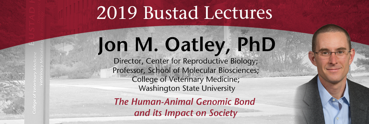 2019 Busad Lecture Banner