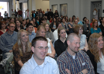 Transition Ceremony 2011