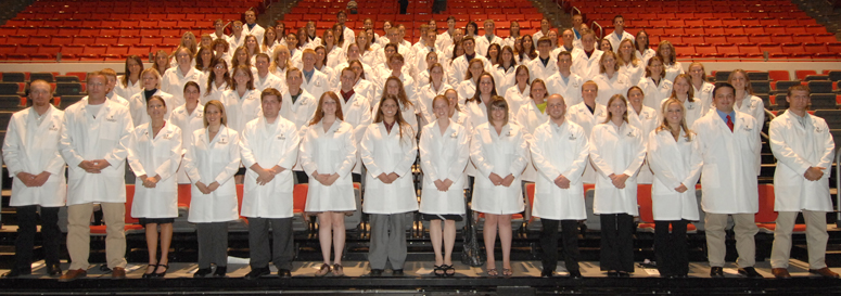 White Coat Ceremony, Class of 2013